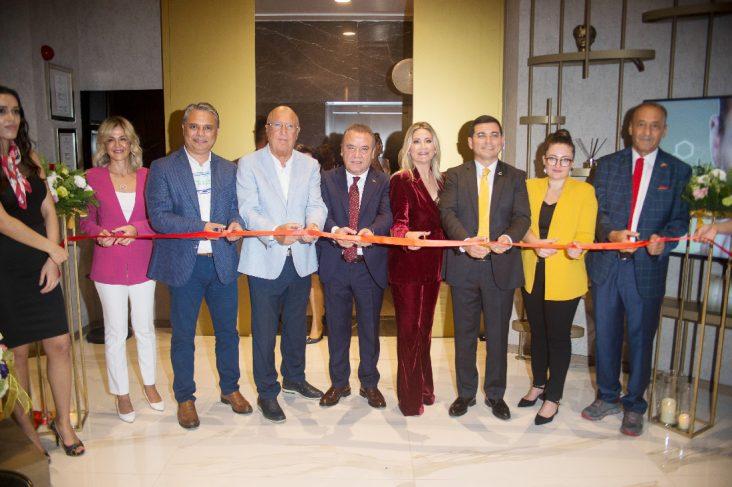 Antalya'da sağlık turizmi için yeni klinik